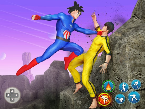 Anime Battle 3D FIGHTING GAMES screenshot 7