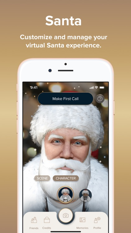 Enchant Santa Calls