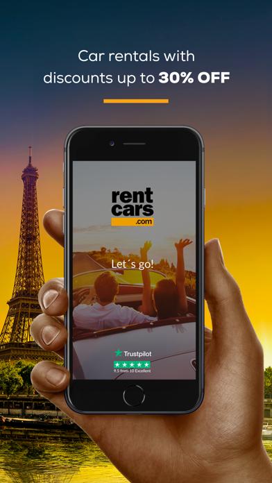 Rentcars.com - Aluguel de Carros screenshot
