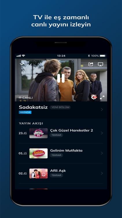 Kanal D for iPhone screenshot-7