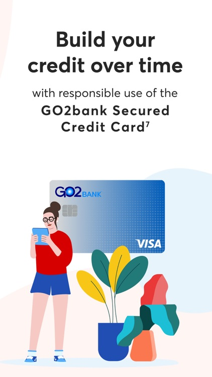 GO2bank: Mobile banking screenshot-7