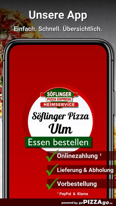 Söflinger Pizza Express Ulm screenshot 1