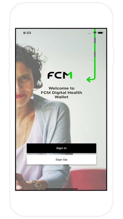 FCM Health Wallet