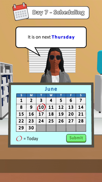 Hiring Job 3D screenshot 3