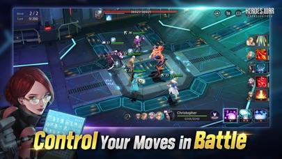Heroes War: Counterattack screenshot 3
