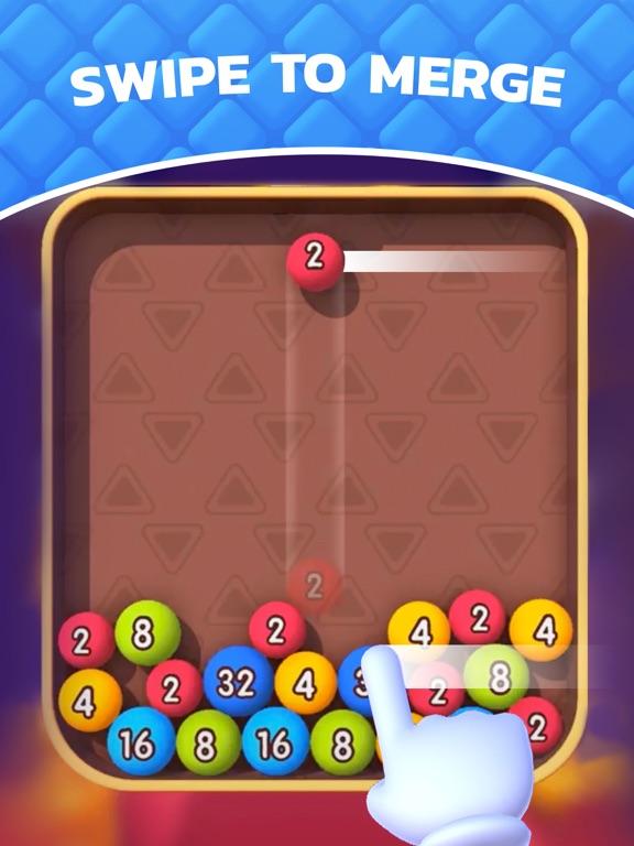 Bubble Buster 2048 screenshot 6