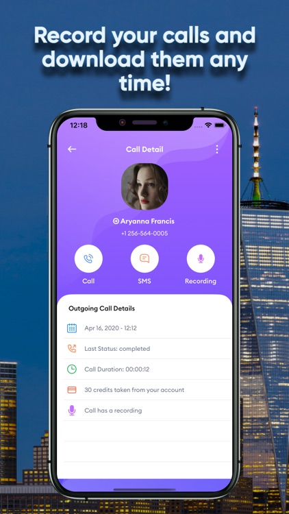 GSM+ Second Phone Number screenshot-3