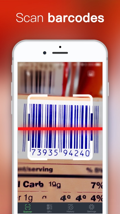 QR Code Reader · Scan QR Code