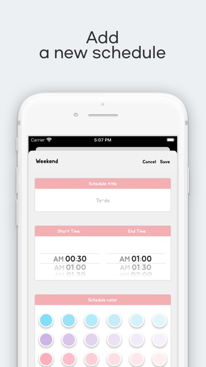 DayDay: Daily planner