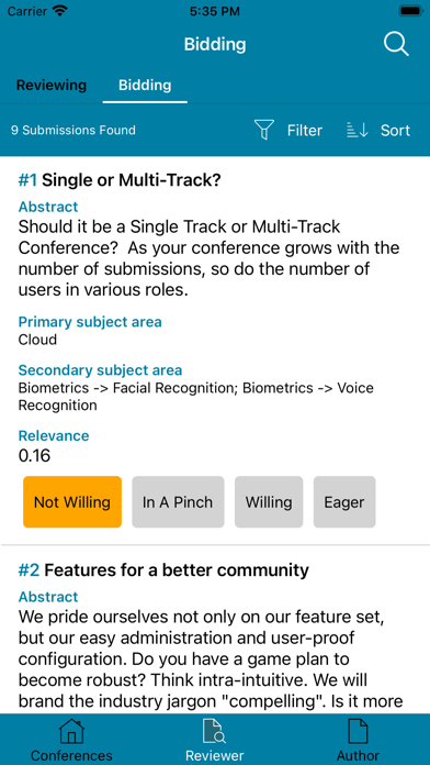 Conference Management Toolkit screenshot 7