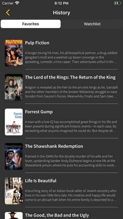 Movie Night - Pick a movie