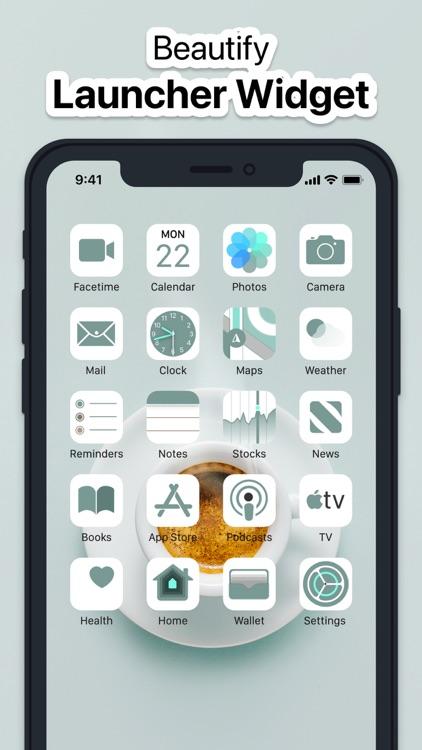 Icon Themer & Changer App