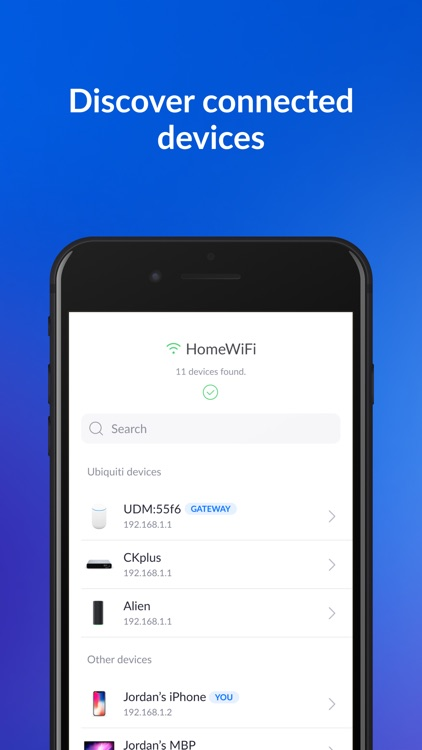 Ubiquiti WiFiman screenshot-3