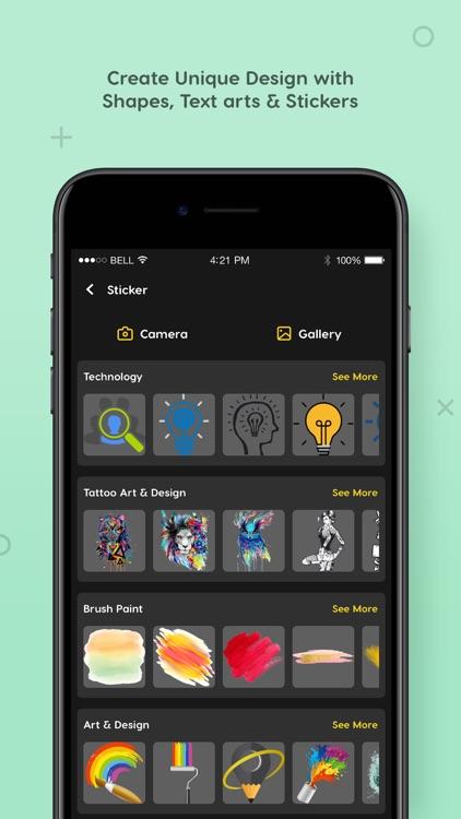Logo Maker - logo design screenshot-5