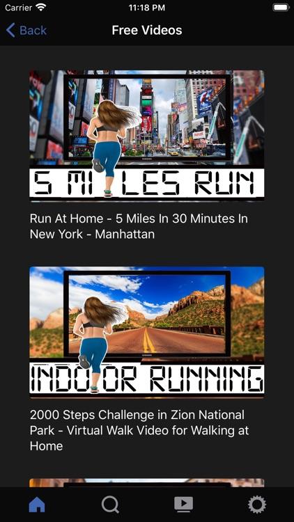 Virtual Fitness TV