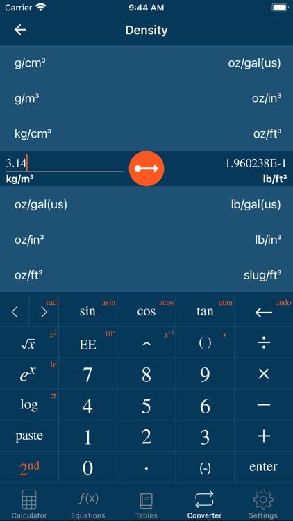 StemFox Scientific Calculator screenshot-7