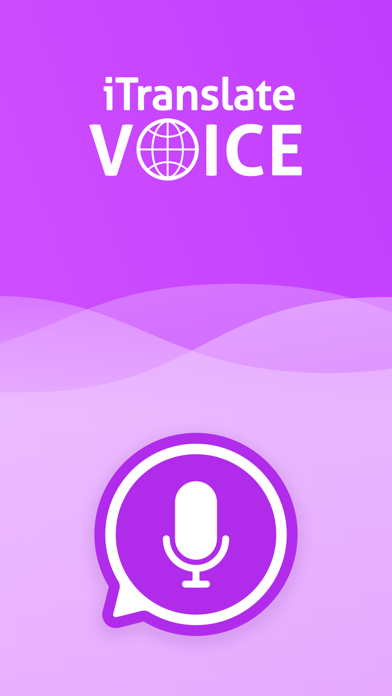messages.download iTranslate Voice software