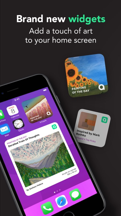 Artupia, Original & Custom Art screenshot-0