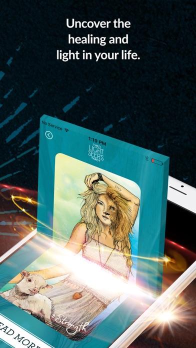 The Light Seer's Tarot screenshot 4