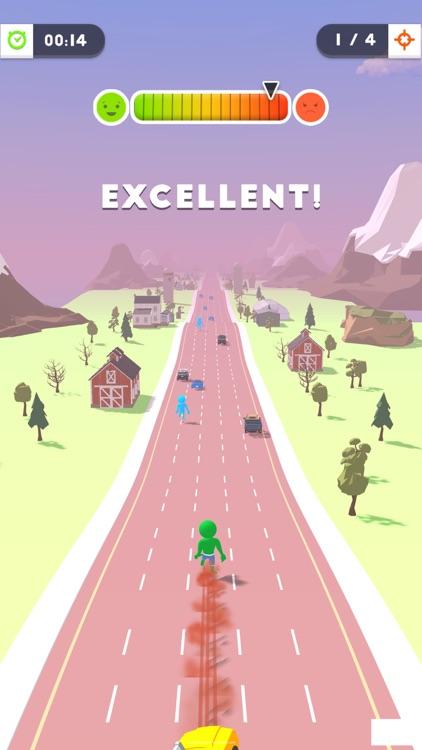 Super Hero Dash 3D screenshot-3