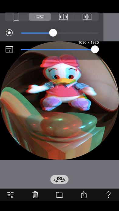 3D Fisheye Camera screenshot 8