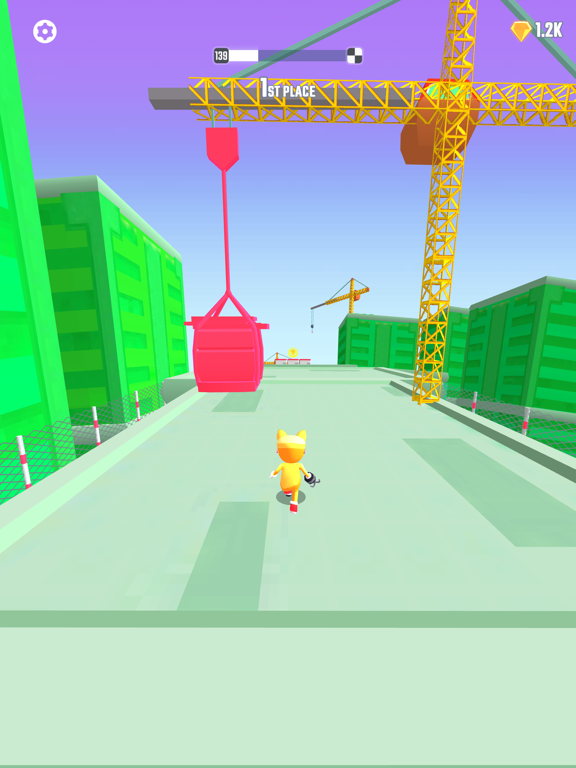 Swing Loops - Grapple Parkour screenshot 11
