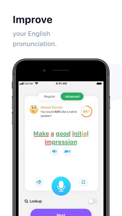 messages.download ELSA Speak: Accent Coach software