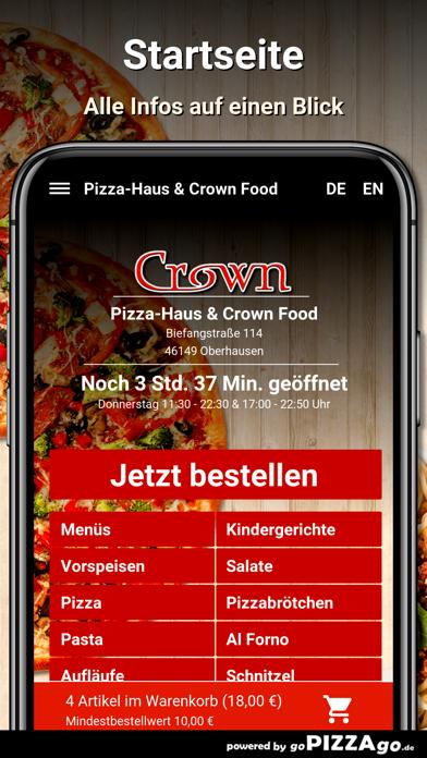 Pizza-Haus Oberhausen screenshot 2