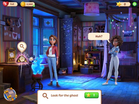 Supernatural City: Match 3 screenshot 7