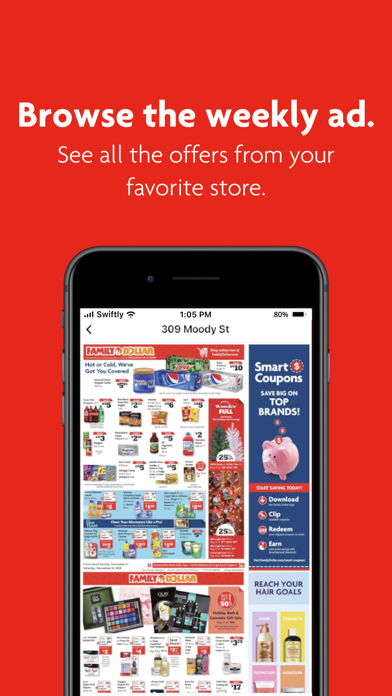 messages.download Family Dollar software