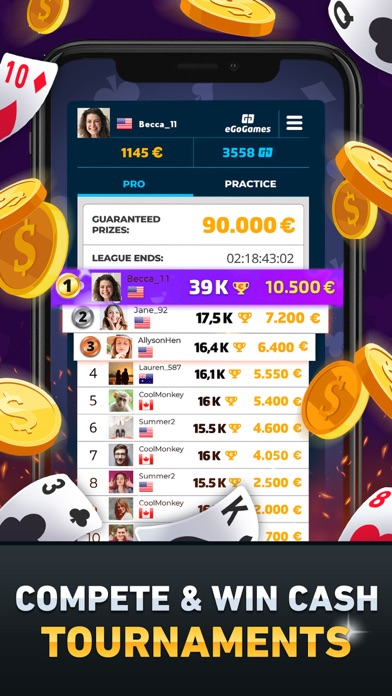 Stars Poker - Cash Tournaments screenshot 3