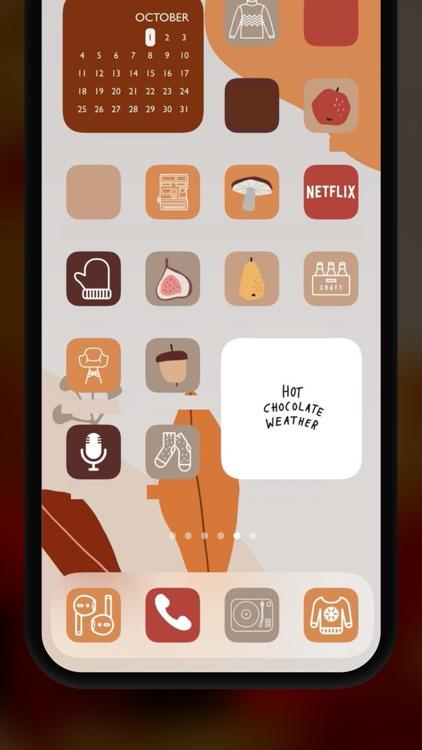 App Icon Changer: Aesthetic screenshot-4