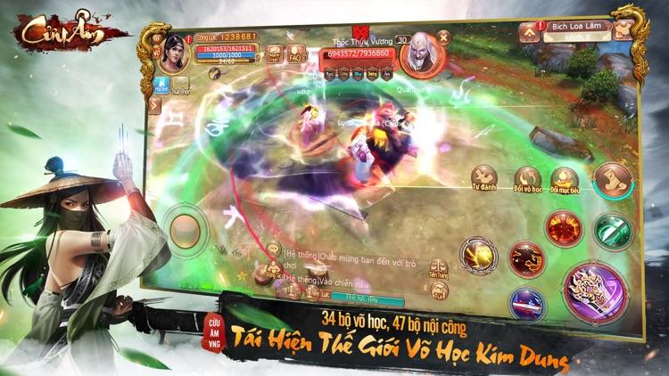Cửu Âm - Hoang Mạc Phong Vân screenshot-0