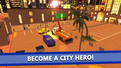 Emergency Driver: City Heroのおすすめ画像1