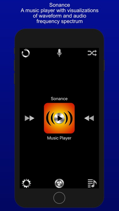 Sonance - Visual Music Playerのおすすめ画像1