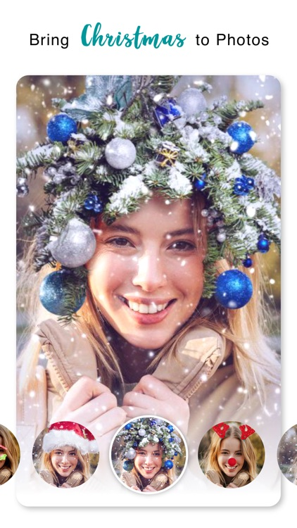 Christmas Photo Frames ゜