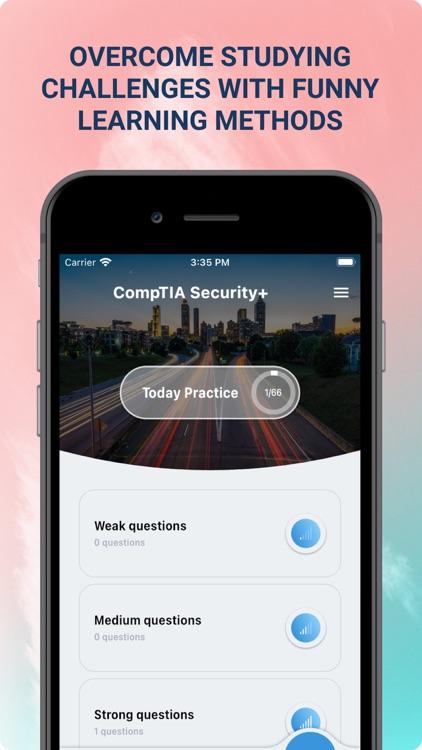 CompTIA Security+ Exam Prep screenshot-6