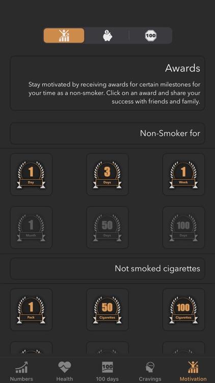Quit Smoking --~ screenshot-4