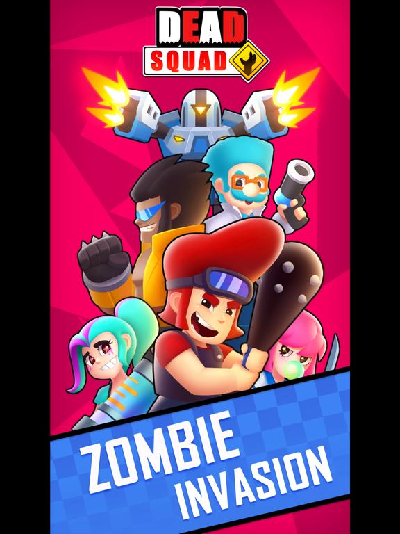 WarZ:Dead Squadのおすすめ画像1
