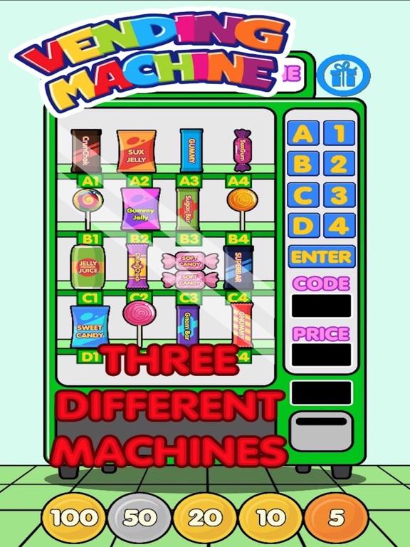 Wonder Vending Machine screenshot 12