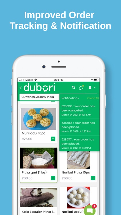 Dubori- Online Groceries screenshot-5