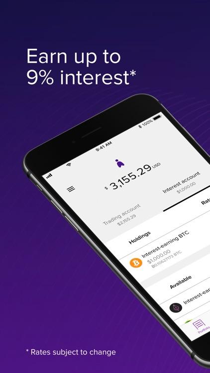 Abra: Bitcoin & Crypto Wallet