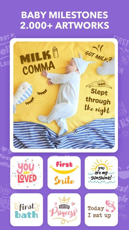 Baby Photo Editor & Journal