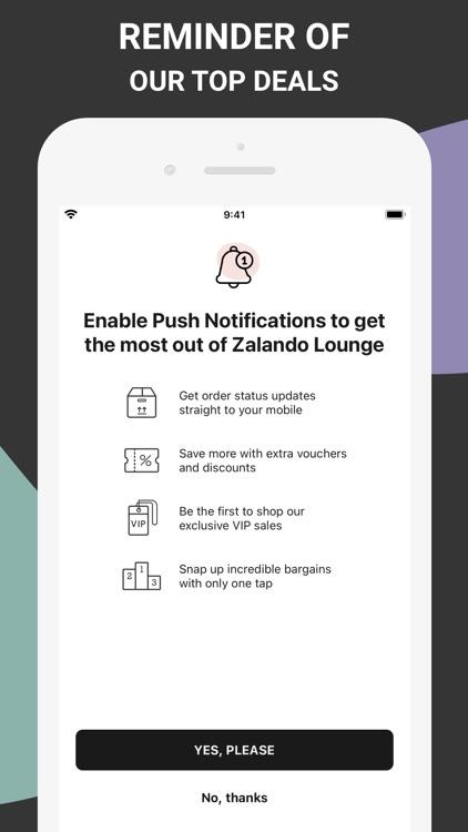 Zalando Lounge — Shopping Club screenshot-8