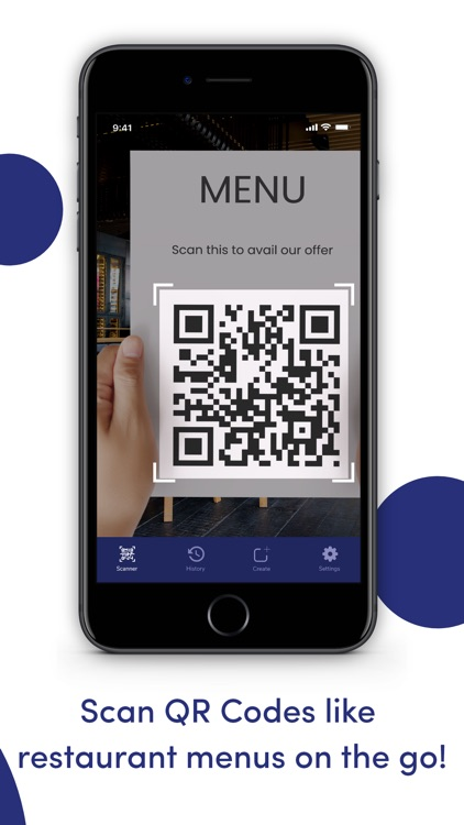 Fast QR Code & Barcode Scanner