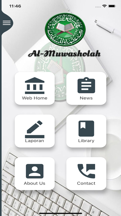 Al Muwasholah Apps screenshot 1