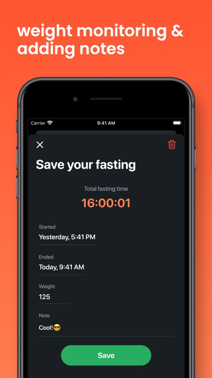 Simple Fasting screenshot-2