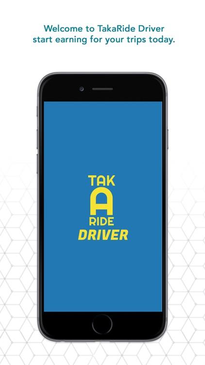 TakaRide Driver screenshot-5