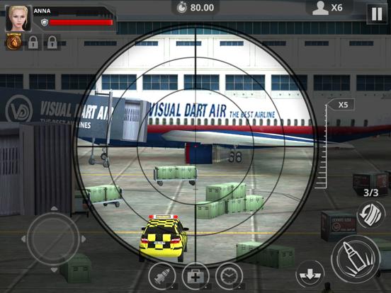 スナイパーガールズ : 3D Gun Shootingのおすすめ画像7