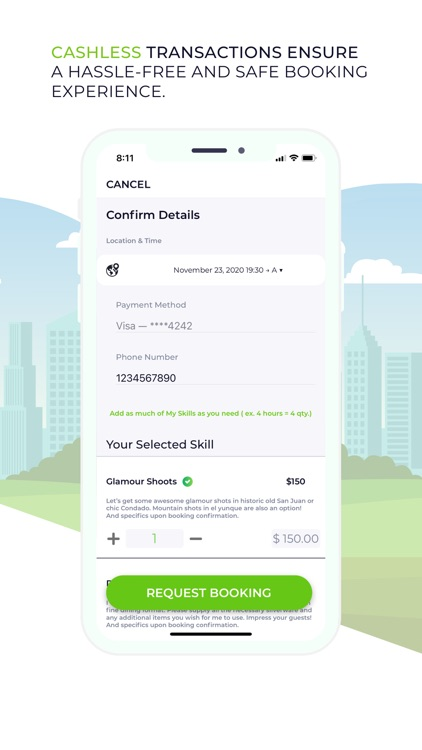HALLO App— On-demand Providers screenshot-3